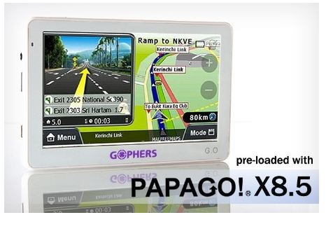 Gopher M3GPS