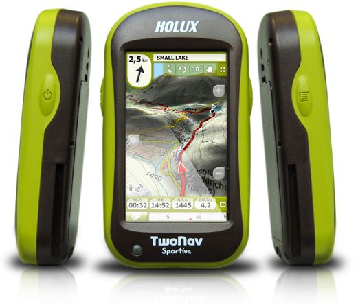 Holux All Sports GPS